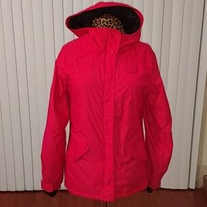 Billabong Pink Ski Jacket